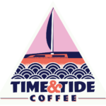 Time & Tide Coffee Logo